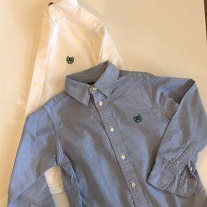 2 Dress shirts
